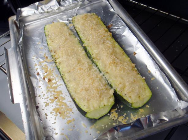 Baked Zucchini With Parmesan – HealnCure