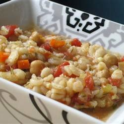 Hearty Barley Stew