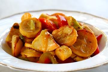 Sautéed Italian Vegetables