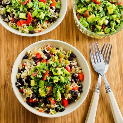 Fall Mexican Rice Bowls Recipes — Dishmaps