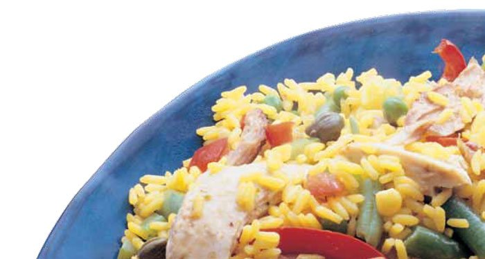Rice with Chicken Recipe