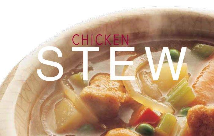 chicken or turkey stew