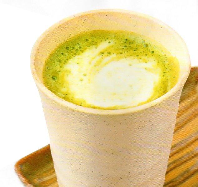 Matcha Green Tea Drink