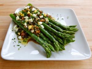 Asparagus & Egg Salad