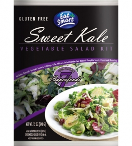 Sweet Kale Vegetable Salad Mix
