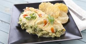 Guacomele Omelet