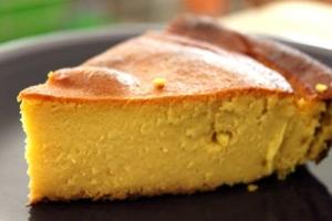 mock orange cheesecake
