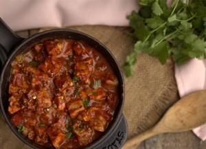 Steak Chipolte Chili Ketogenic