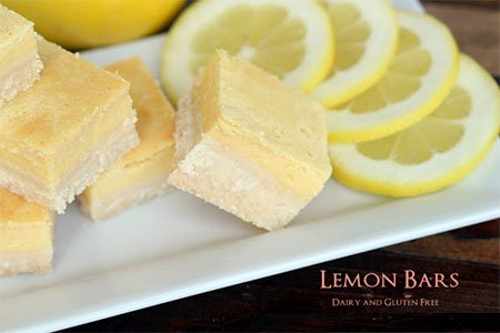 lemon bars ketogenic