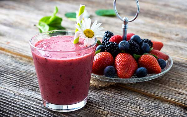 Berry Renew Smoothie
