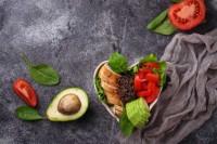 Heart salad