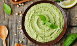 Walnut Pesto Hummus Mix