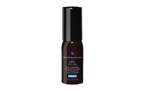 AOX + eye gel skinceuticals