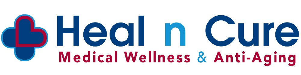 Heal n Cure Logo