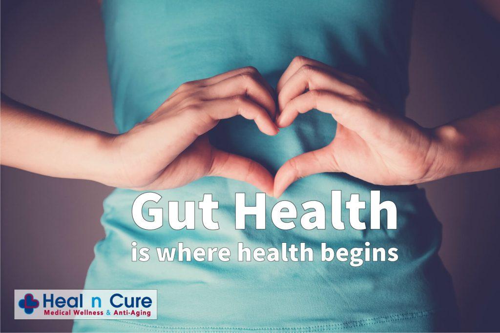 Heal n Cure - Gut Health is where health begins