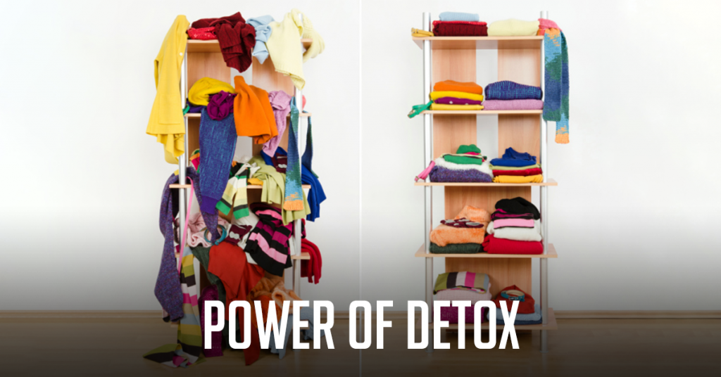 Power Of Detox - Heal n Cure