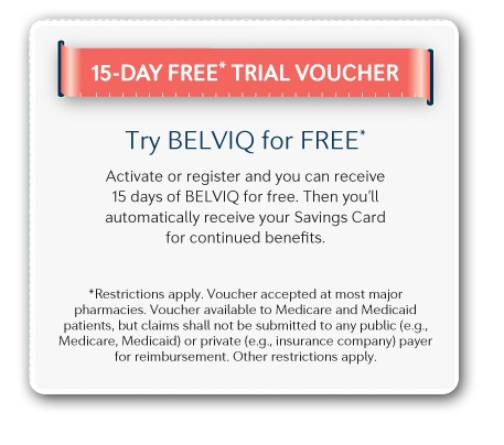 Belviq discount coupons